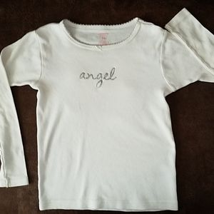 Angel Long Sleeve Top by Carter's